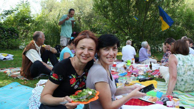 Ukrainisches Picknick (2)