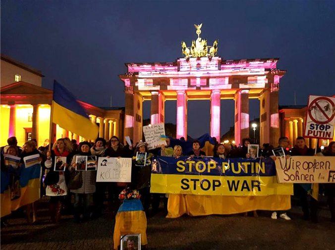 Demo Berlin 2016-10-15