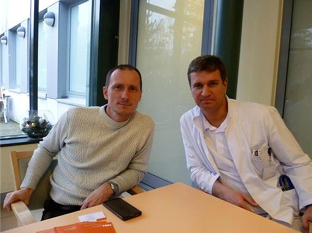 Dr. Zaitsev und Dr. Sherstyuk