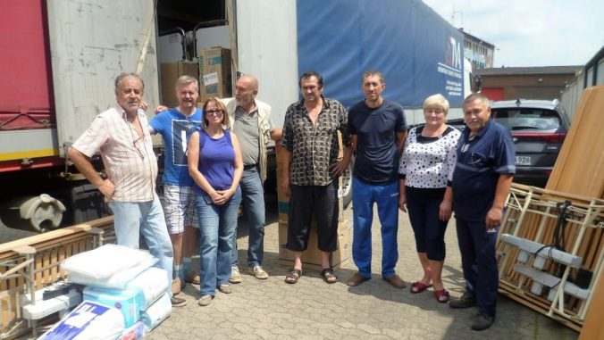 2017-07-06 Hilfetransport Saporischschja (4)