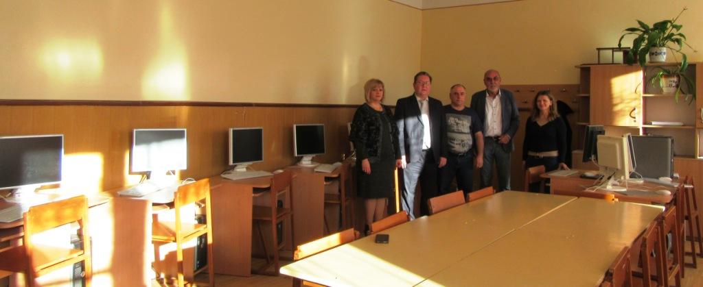 Computerklasse in Rudno