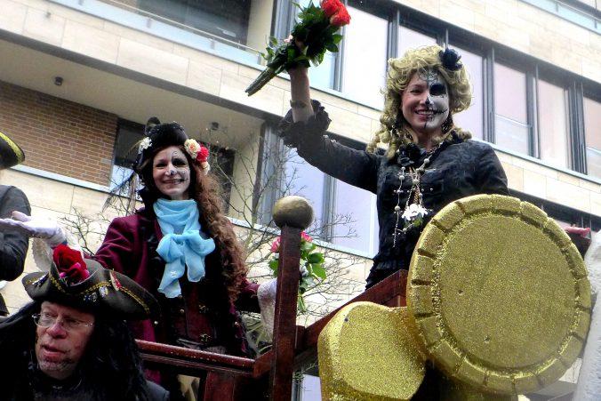 ukrainische Feierlaune